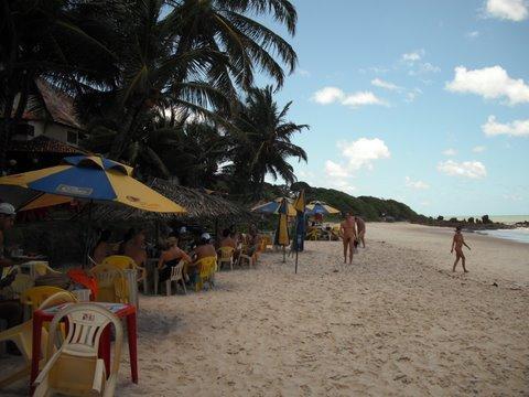 Tambaba uma praia de belezas naturais