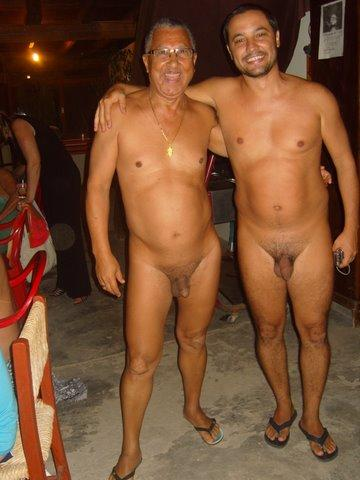 Amigos veteranos do naturismo