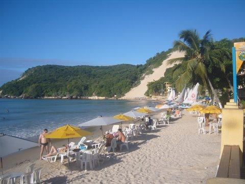 Praia do Morro do Careca/Natal/RN
