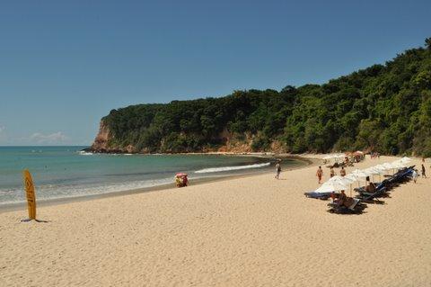Praia da Pipa/Tibaú do Sul/RN