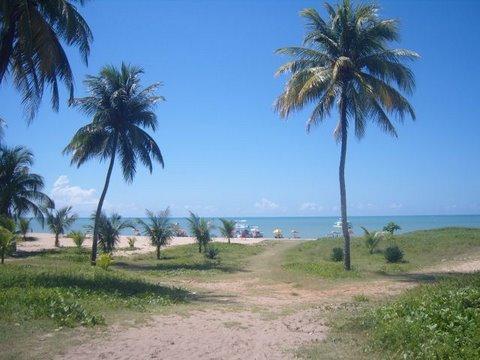 Praia de João Pessoa/Paraíba