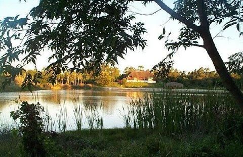 lago da central do clube