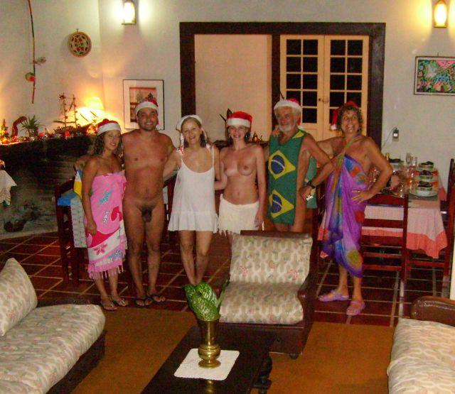 Natal na Ilha de Jurubá
