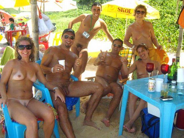 Carnaval na praia do Pinho