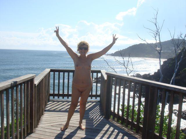 Mirante da praia Byron Beach