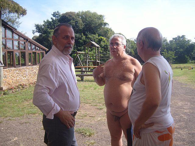 Aqui Tannús e João Olavo com o deputado federal/RS