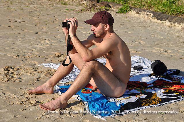 Diogo fazendo fotos do lago