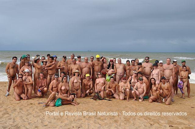 Encontro de Dirigentes Naturistas realizado em Barra Seca/ES