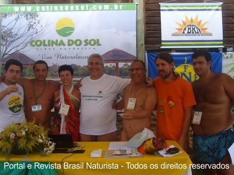 O Encontro Latino Americano - ELAN realizado no Clube Colina do Sol/Taquara/RS