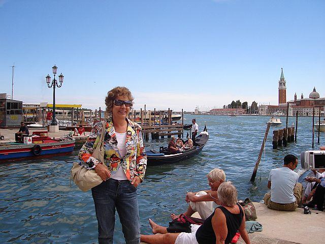 confirmei que Veneza é tudo o que dizem e muito mais, vale a pena voltar lá