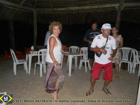 Na festa do Tambaba Reggae