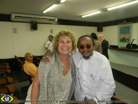 Tietando o Secretário de Cultura do Estado da Paraíba o cantor Chico César