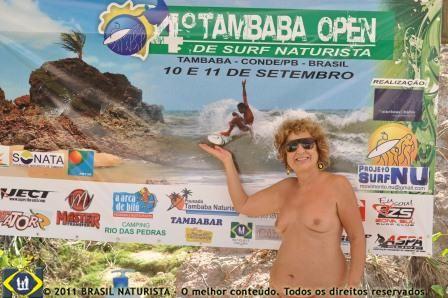 Eu no evento em Tambaba/PB
