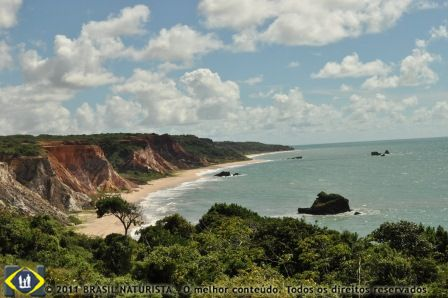Praia da Arapuca/PB, área de preservação permanente criadas pelo Direito Ambiental.