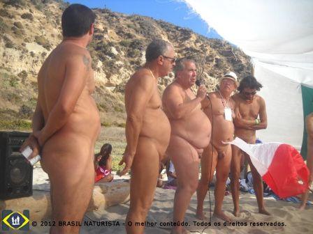 Todos os diregentes envolvidos com o crescimento do naturismo na América Latina