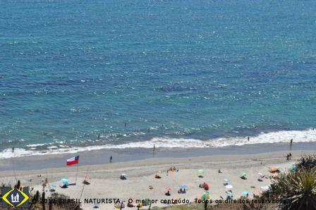 Playa Luna/Chile local do IV ELAN