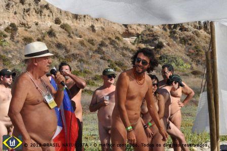 João Olavo Roses, presidente da Federação Brasileira de Naturismo, firmou o Protocolo de Intenções com a Argentina e o Chile e convidou as associações latinas de naturismo para fazerem o mesmo