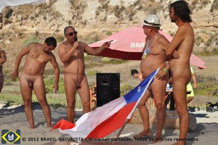 Elias, Diretor da INF para Améria Latina, foi enfático na união dos países latinos para fortalecer o naturismo na América do Sul