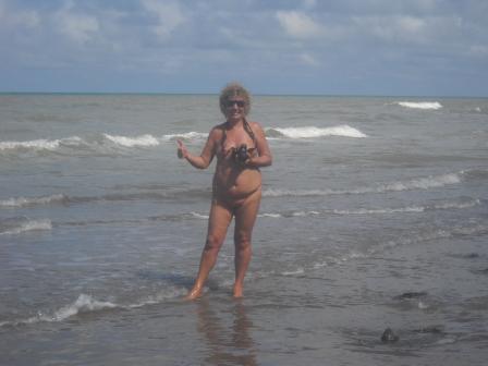 Escolhi divulgar no blog meu estilo de vida naturista