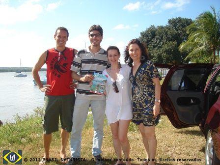 Um encontro que marcou o inicio do blog entre o jornalista Stefano e Celso Rossi na Paraíba
