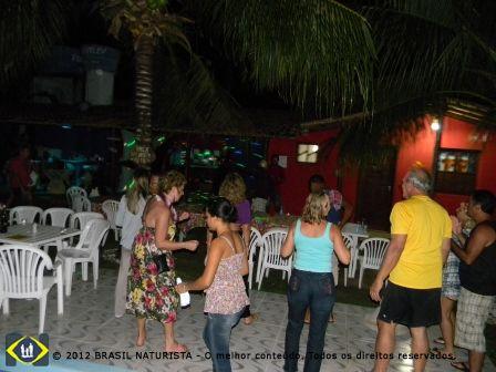 Festa na pousada Quinta das Flores, Massarandupió/Bahia
