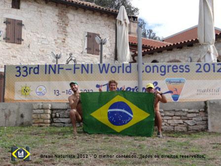 Nossa presença no 33º Congresso da INF...