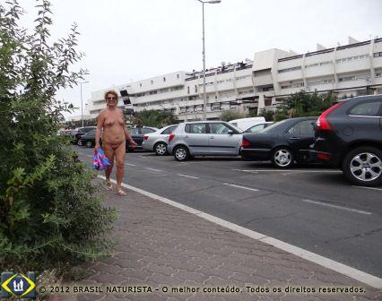 Andando pelas ruas de Cap D'Adge