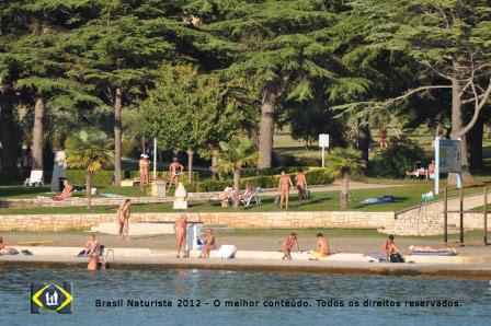 Gostamos tanto quanto os europeus de tomar banho de sol...