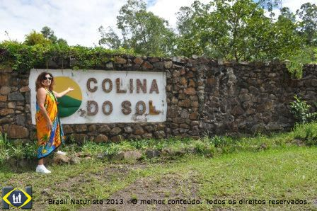 Clube Naturista Colina do Sol maior vila naturista da América Latina