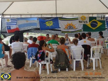 Realização do congrenat em Barra Seca//ES