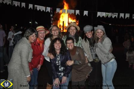 Festa Junina no camping do Tuca na Colina...