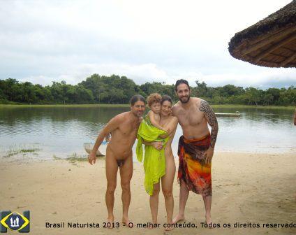 A família Maske com Rafinha Bastos na gravação do programa A Liga