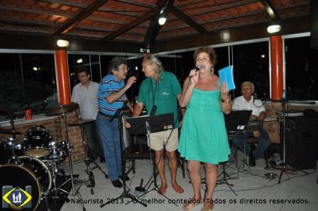Lançamento do livro Pelados na Europa editado pelo Brasil Naturista na festa da Pousda do Zekas na Praiaa Jacumã