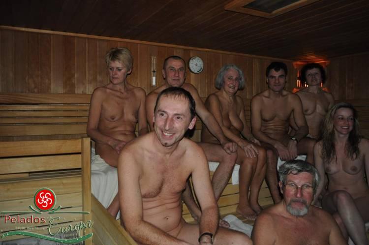 Sauna em Liubliana capital da Eslvênia