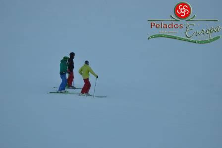 Pista de esqui Ramsau - Áustria