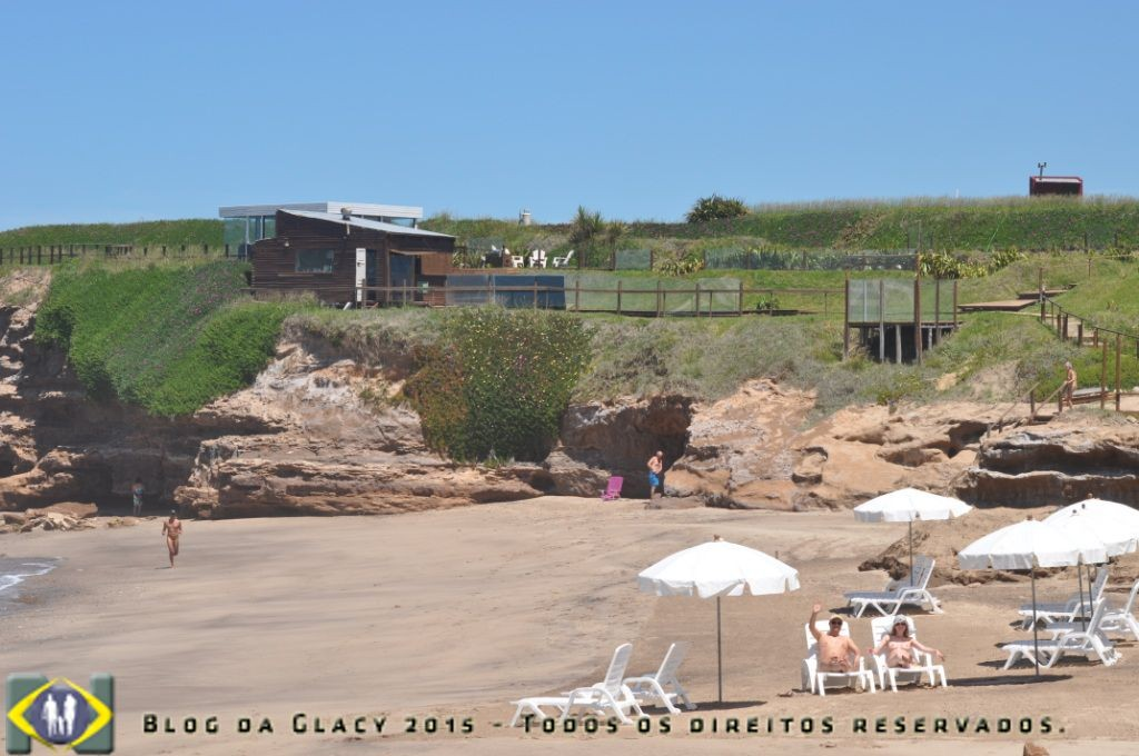 Praia Escondida nudez opcional- Mar del Plata - Argentina