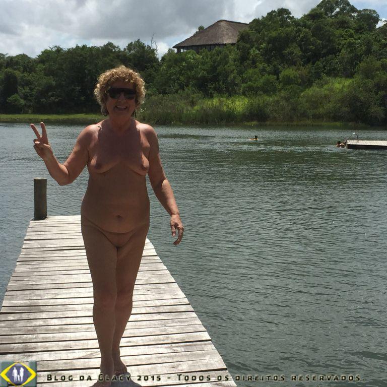 Lago da Colina do Sol - Taquara - RS - Brasil