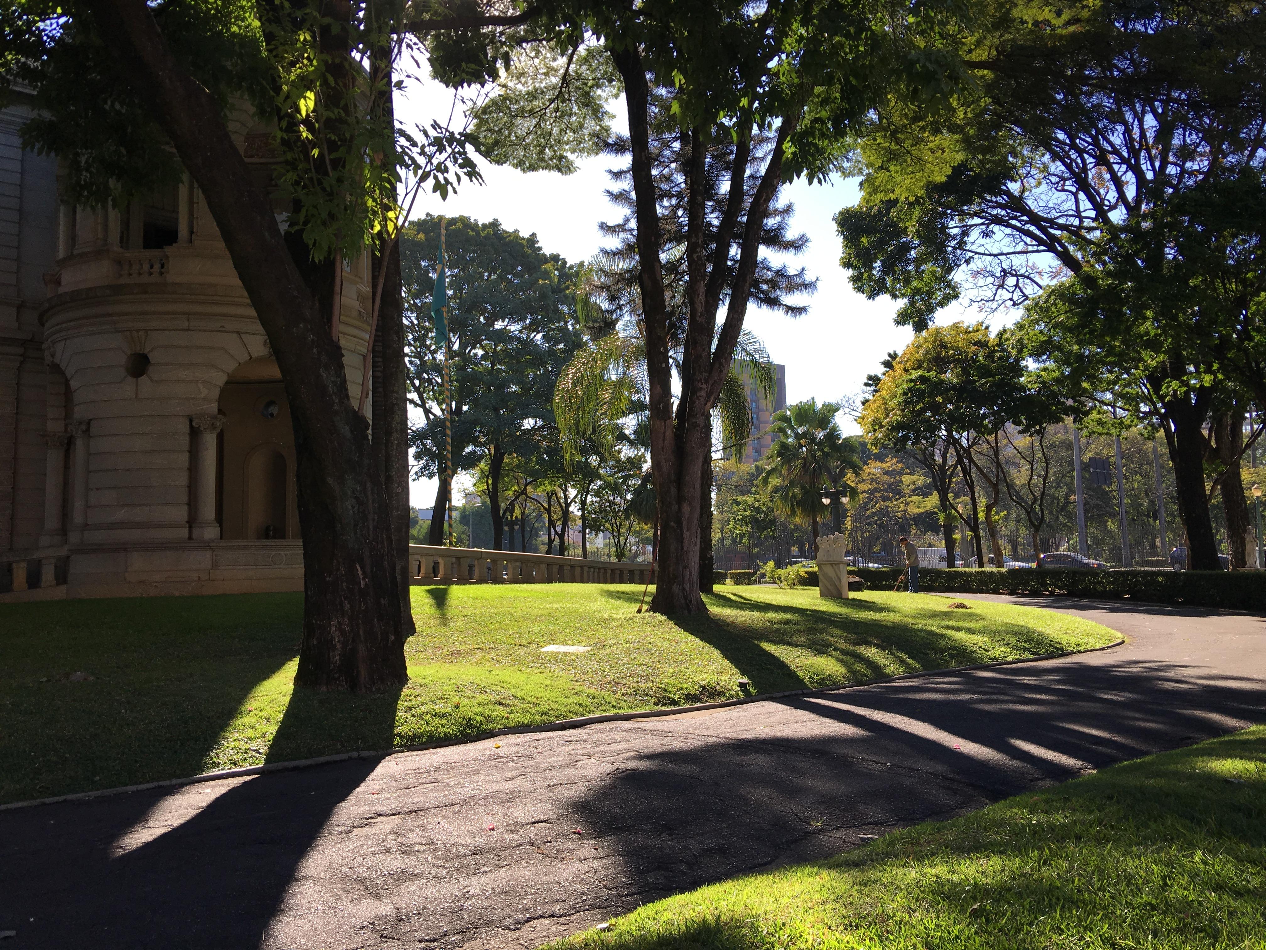 Palácio da Liberdad